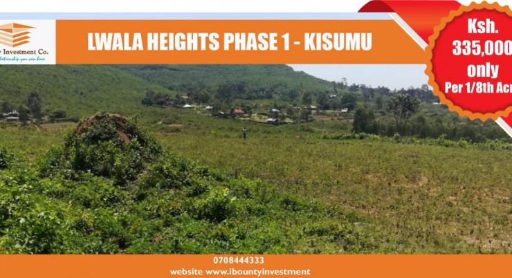 LWALA HEIGHTS PHASE 1-KISUMU