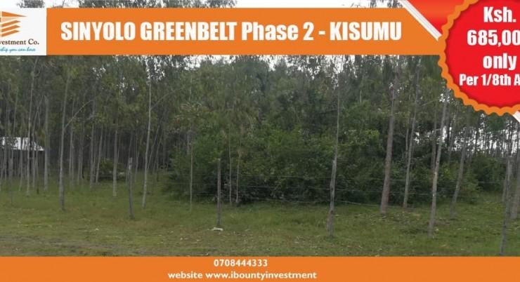 Sinyolo GreenBelt phase II